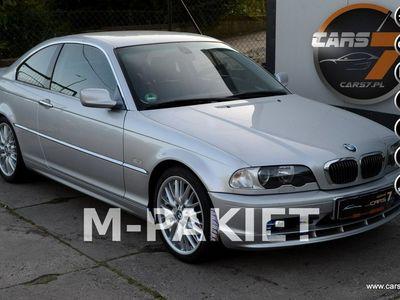 używany BMW 214 320 2.2dm 2003r.000km