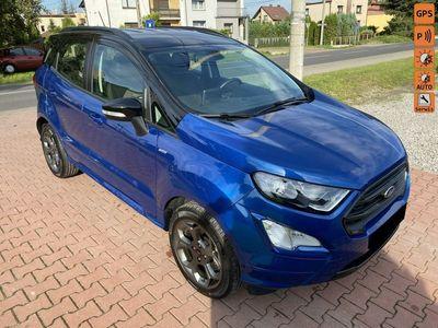używany Ford Ecosport 1,0 EcoBoost 125KM ST-Line Klima Navi