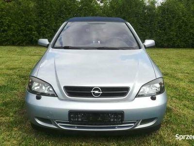 używany Opel Astra Cabriolet G Bertone