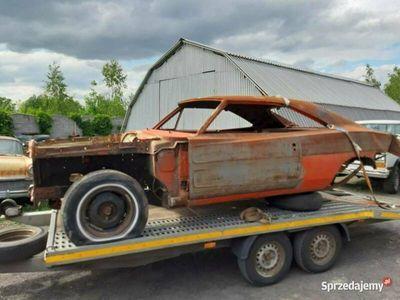 używany Dodge Charger 1969 II Gen project car baza do odbudowy vin kod G = 383 big block I (1966-1968)