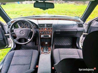 używany Mercedes C180 Klasa C w202