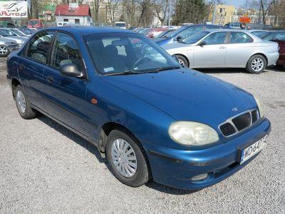 brugt Chevrolet Lanos 1.5dm3 86KM 1998r. 157 000km !!! Bemowo !!! 1.5 Benzyna 8V, 1998 rok produkcji !!! 8-ZAWOROWY !!