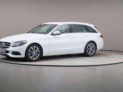 używany Mercedes C200 T