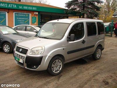 używany Fiat Doblò 1.9dm 105KM 2007r. 267 000km