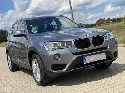 używany BMW X3 II (F25) 1WŁ ASO Salon PL FV23% xDrive 190KM Skóra Nawi Pro