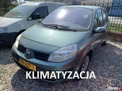 używany Renault Scénic II 2.0 16V 2004r Climatronic Oplaco