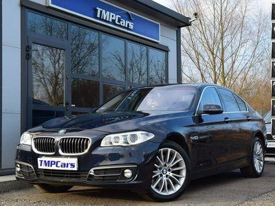 używany BMW 535 3dm 313KM 2014r. 77 000km