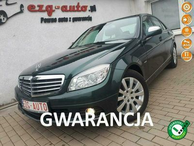 używany Mercedes C180 Elegance b. zadbany serwis wyposażenie Gwarancja W204 (2007-2014)