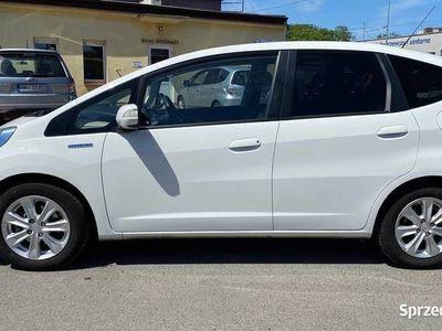 używany Honda Jazz Hybrid