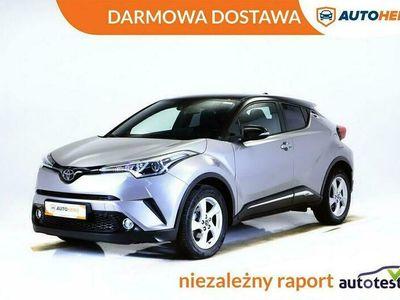 używany Toyota C-HR DARMOWA DOSTAWA, Tempomat, Klima auto, Kamera, Bluetooth