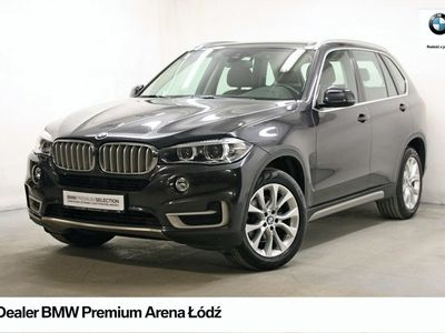 używany BMW 120 X5 2dm 231KM 2016r.867km