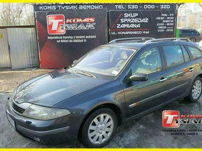 używany Renault Laguna !!! Bemowo !!! 1.9 diesel, 2003 rok !!! 6xAirBag !!! KLIMA !!! II (2001-2005)
