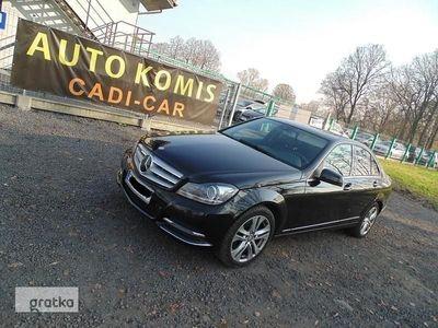 używany Mercedes 350 Klasa C W2043.0 Diesel V6 280KM Skóra, Navi, Automat