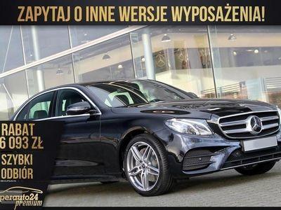 używany Mercedes 220 Klasa E W213 AMG 2.04MATIC(194KM)|AMG + MULTIBEAM|Największy wybór aut PREM