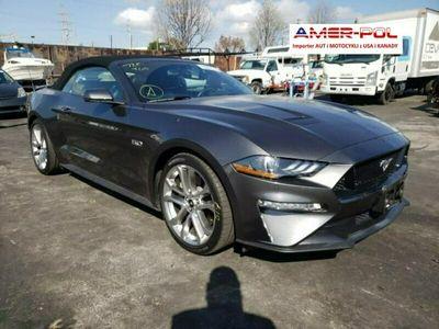 używany Ford Mustang 5dm 460KM 2019r. 25 600km