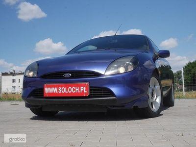 używany Ford Puma 1.7 i 16V 125KM -Klima -FILM VIDEO +Koła zima