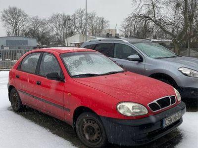 używany Chevrolet Lanos 1.5 16V Gaz Lpg Hak