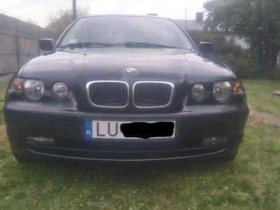 używany BMW 318 Compact TD,E 46 2003r. bogata wersja -zadbane
