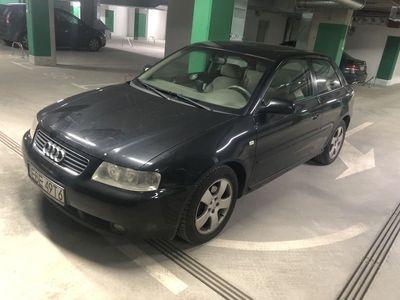brugt Audi A3 8L 1.9TDI 130KM AMBIENTE opłaty do sierpnia skóra