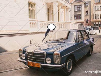 używany Mercedes W115 od Konsula