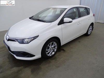 brugt Toyota Auris 1.6dm3 132KM 2016r. 125 555km 1.6 Comfort Salon Polska ! 1 właściciel ! ASO ! FV23% !
