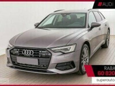 używany Audi A6 V (C8) Sport 40 TDI (204KM) Sport | Pakiet Business + Hak Holowniczy