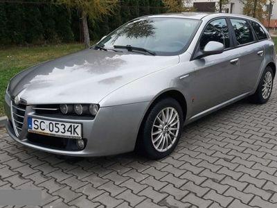 używany Alfa Romeo 159 1,9JTD Sportwagon 1.9 1,9JTD Sportwagon automatyczna klima.