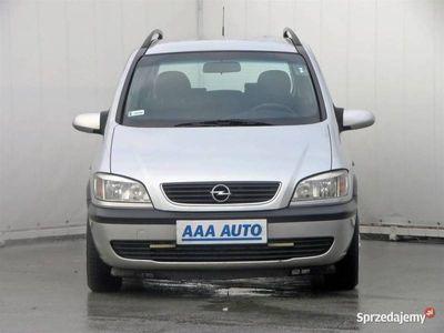 używany Opel Zafira 2.0 DTI 16V