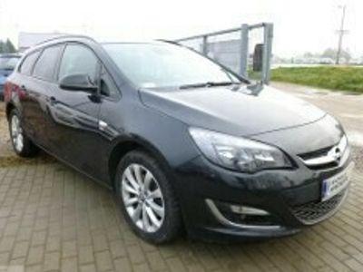 używany Opel Astra IV 2.0 CDTI Sport S&S Tourer, I rej 2013