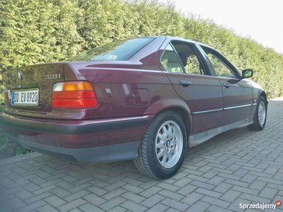 używany BMW 501 SERIA 3 Z Niemiec Po Opłatach Koszt Rej.