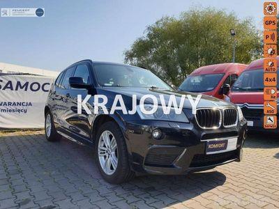 używany BMW X3 X3 20d xDrive kombi20d xDrive kombi