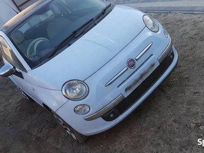 używany Fiat 500 anglik angol 1,3 jtd 2007