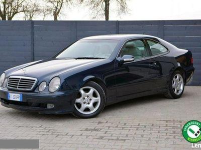 używany Mercedes CLK230 W208 2.3 193KM