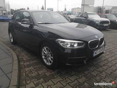 używany BMW 116 F20 Salon Polska Leasing Kredyt