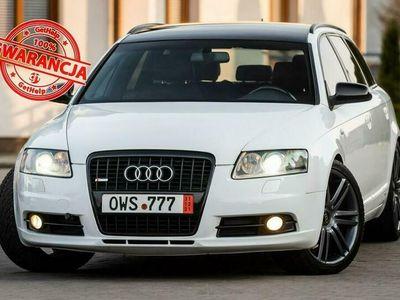używany Audi A6 S-line Plus QUATTRO 2.4i V6 177KM ! Super Stan ! Opłacona ! C6 (2004-2011)