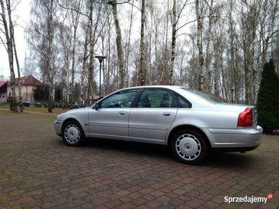 używany Volvo S80 2.4 D5, 163 KM z 2004