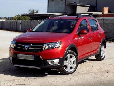 używany Dacia Sandero II STEPWAY.0.9.90KM.klima!NAVI.przeb-45tyś.
