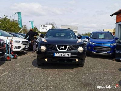 używany Nissan Juke 1.5 DCI 110 KM, Nawigacja, Klima, Bluetooth, Kamera Cofania, Alufelgi