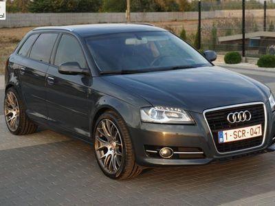 używany Audi A3 1.6dm3 105KM 2012r. 102 000km 102 tys.km!! Skóra! Xenon! Led! Super stan!