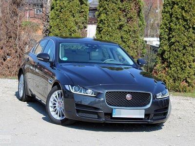 używany Jaguar XE I 2.0 D Pure aut, Strzegom