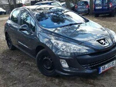 używany Peugeot 308 I 1,6 120 KM Zadbany, 1 właściciel od początku