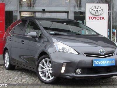 używany Toyota Prius III