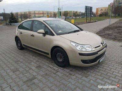 używany Citroën C4 1.4 B+G