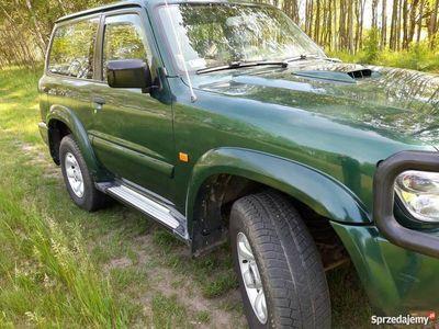 używany Nissan Patrol Gr Y61