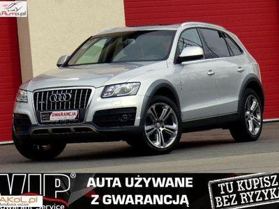 używany Audi Q5 2dm3 211KM 2011r. 238 200km AllRoad QUATTRO 2.0T 211km BiXenon LED Navi Kamera 2xPDC Opł GWARANCJA