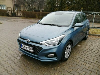 używany Hyundai i20 II 1.2 84KM, Classic Plus salon Polska
