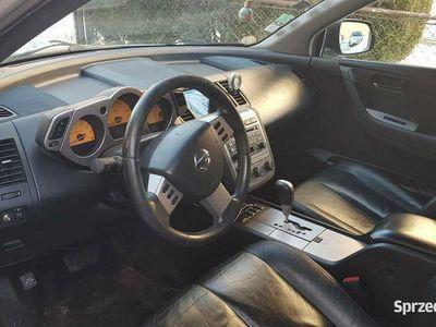 używany Nissan Murano w całości na części.