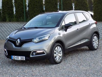 używany Renault Captur 1.5dm 90KM 2013r. 172 000km