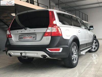 używany Volvo XC70 III D5*AWD*Momentum*automat*skóra*navi*serwis w ASO*Gwarancja VIP Gwaran