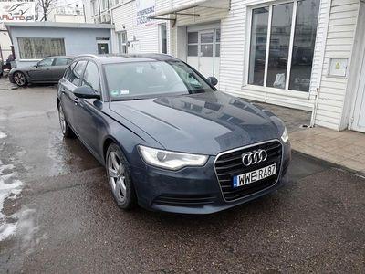 gebraucht Audi A6 IV (C7) Faktura VAT 23 % Bezwypadkowy